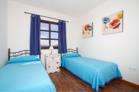 Duplex dormitorio twin