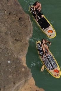 stand-up-paddle-fuerteventura-cbcm rider palace Steph Etienne Nicole Boronat