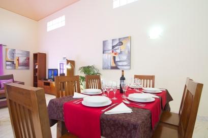 Villa Comedor