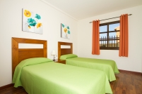 Villa dormitorio twin