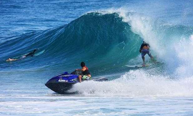 Surf training 3