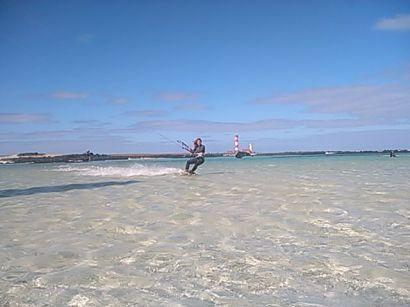 Kite lagoon